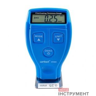 Товщиномір лакофарбових покриттів Fe/nFe, 0-1800мкм WINTACT WT200A