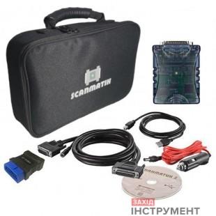 Сканер Сканматик 2PRO всумці базовий комплект для USB іBluetooth з'єднання зПК/КПК