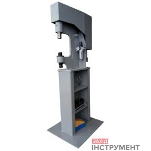 Заклепочник пневматичний для клепки гальмівних накладок (колодок) ZPTN0212
