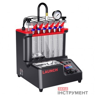 Установка для діагностики та чищення форсунок LAUNCH CNC-603A