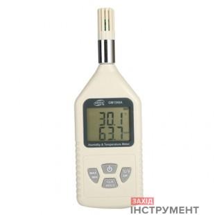 Термогігрометр, USB 0-100%, -30-80°C BENETECH GM1360A