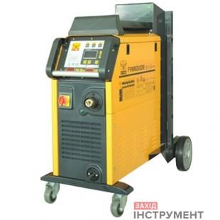 Зварювальний напівавтомат інверторний 380В, 17А, сталь 0.6-1.2, алюм. 0.8-1.2, мідь 0.6-1.6