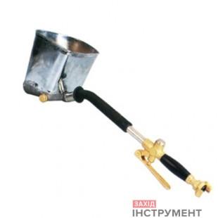 Розпилювач пневматичний для нанесення штукатурки настіну металевий ківш AIRKRAFT SN-01