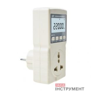 Вимірювач споживання електроенергії (ватметр) 1A BENETECH GM87