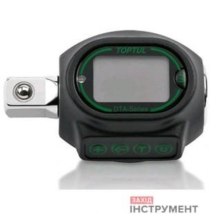 Цифровий динамометрический адаптер 1/2″ 40-200Нм