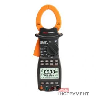 Струмовимірювальні кліщі (трифазні) зфункцією вимірювання потужності PROTESTER PM2203