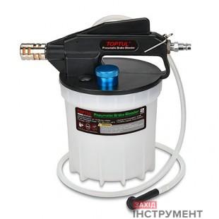 Пристосування для відкачування гальмівної рідини пневматичне TOPTUL JEDF01B0E