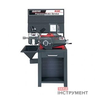 Cтанок для проточки тормозных дисков и барабанов HunterPro c набором адаптеров Elite (20-2615-1) HUNTER BL10EL