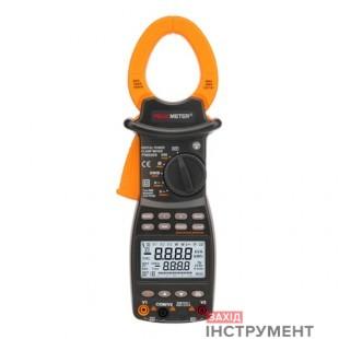 Струмовимірювальні кліщі (трифазні) зфункцією вимірювання потужності PROTESTER PM2205